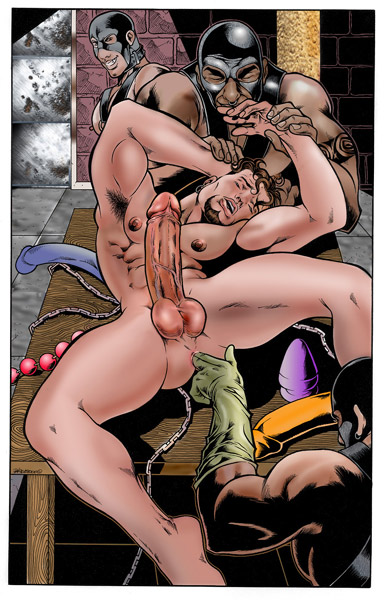 gay cartoon porn bdsm